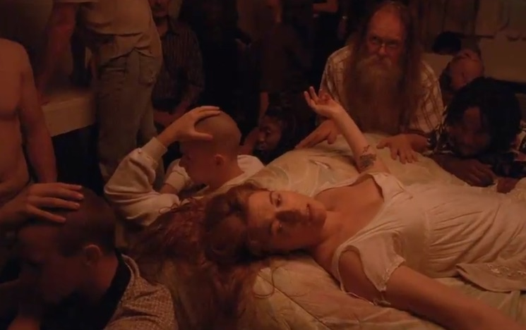 "Florence and the Machine ""Delilah (The Odyssey - Chapter 6)"" (video)"