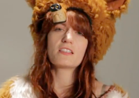Florence and the Machine 'Wild Wild Life' (Talking Heads cover)