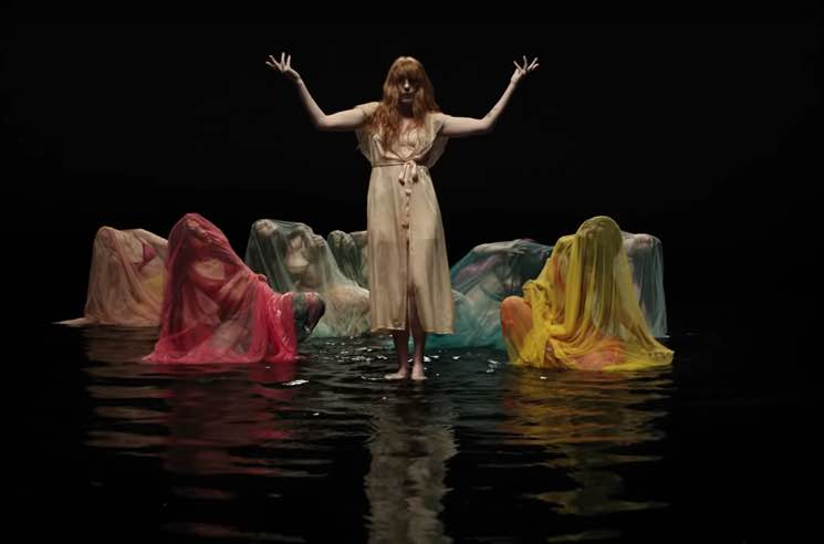 Florence and the Machine 'Big God' (video)