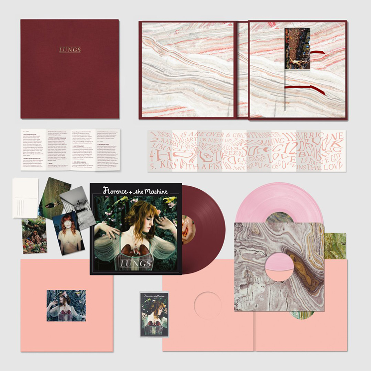Florence and the Machine Treat 'Lungs' to 10th Anniversary Box Set