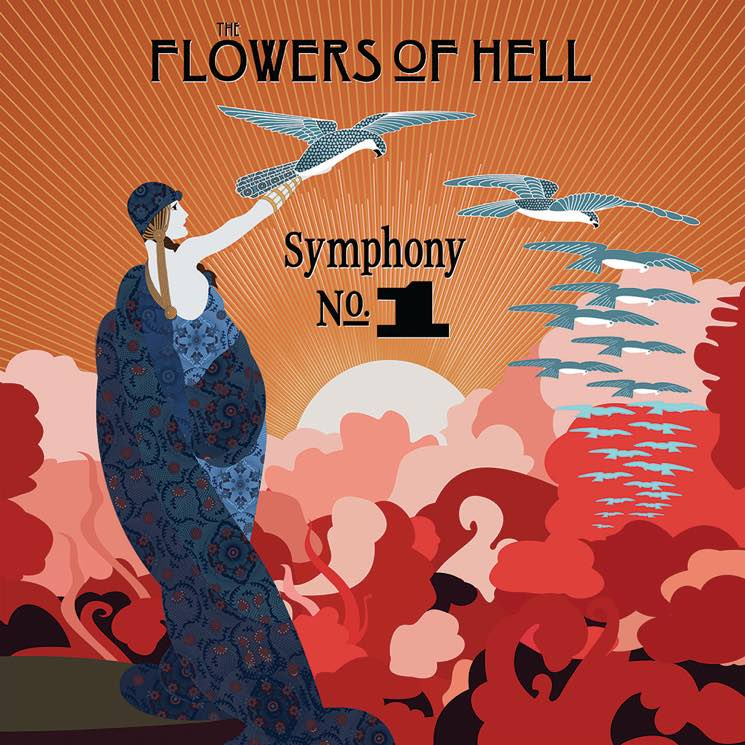 Flowers of Hell Mine Lou Reed, Malcolm McLaren, Spacemen 3 and Wagner for 'Symphony No. 1'