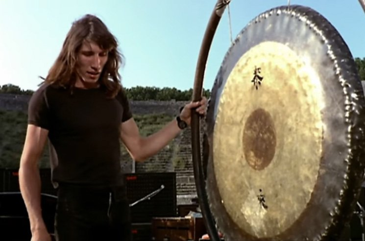 Pink Floyd Share 'Live at Pompeii' on YouTube