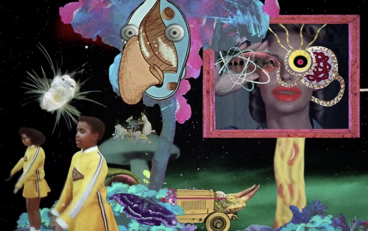 Watch a New Animated Video from Flying Lotus