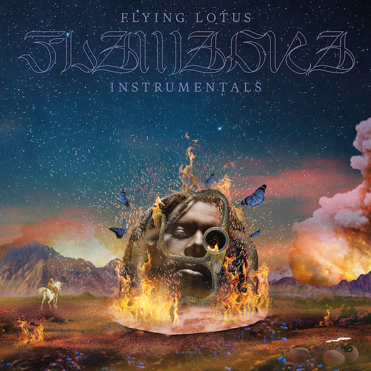 Flying Lotus Readies 'Flamagra' Instrumental Album
