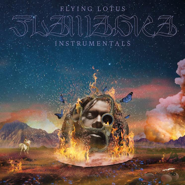 Flying Lotus Readies 'Flamagra' Instrumental Album