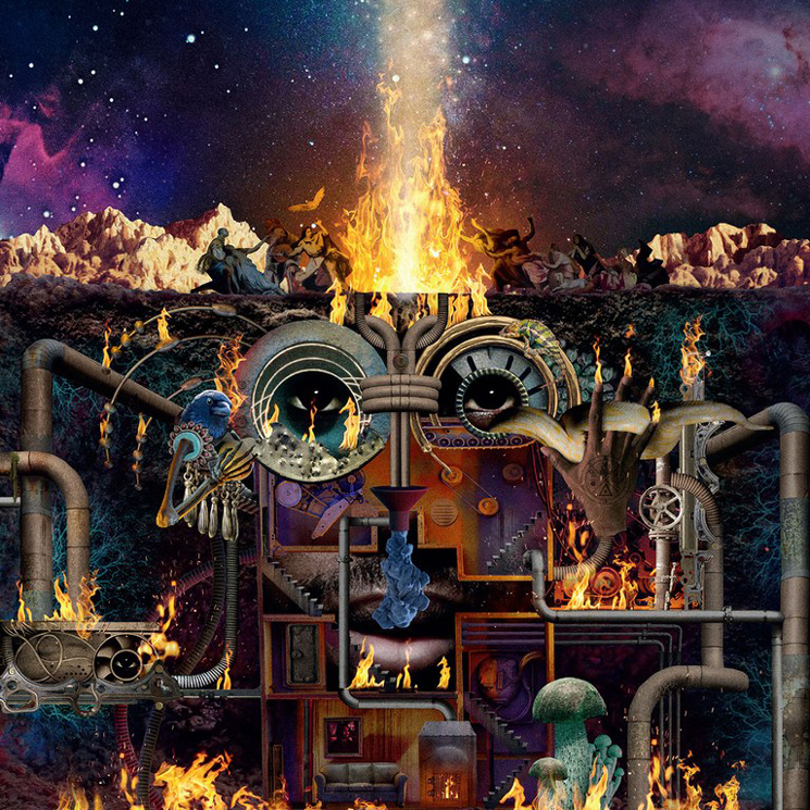 Flying Lotus Gets Solange, George Clinton, David Lynch for 'Flamagra' Album