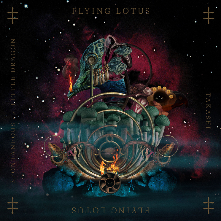 Flying Lotus Shares Two New 'Flamagra' Songs