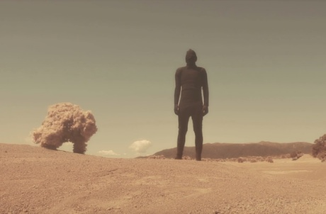 "Flying Lotus ""Phantasm"" (video)"