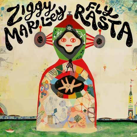 Ziggy Marley Fly Rasta