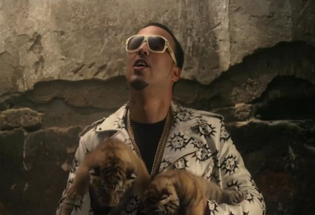 "French Montana ""Gifted"" (ft. the Weeknd) (video)"