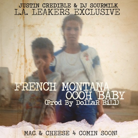 "French Montana ""Oooh Baby"""