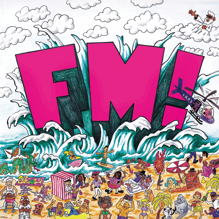 Vince Staples Releases His New Album 'FM!'