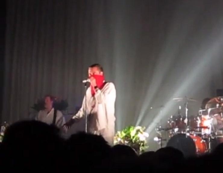 Faith No More 'Cone of Shame' (live video)