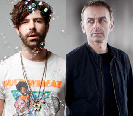 Foals' Yannis Philippakis Teams Up with Underworld's Karl Hyde for Studio Collaboration