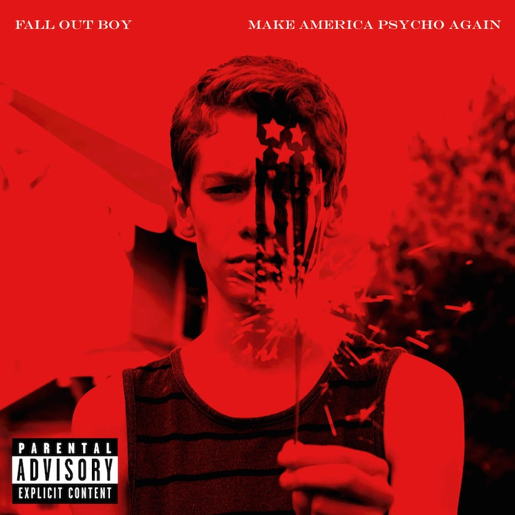 Fall Out Boy Tap Migos, Azealia Banks, ILOVEMAKONNEN for Remix LP