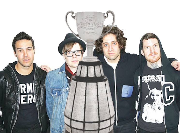 Fall Out Boy Set to Perform at Grey Cup Halftime Show