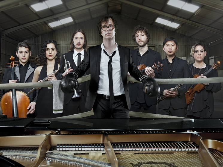 "Ben Folds & yMusic ""Capable of Anything"""