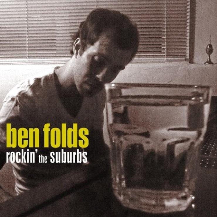 Ben Folds Treats 'Rockin' the Suburbs' to 15th Anniversary Vinyl Reissue