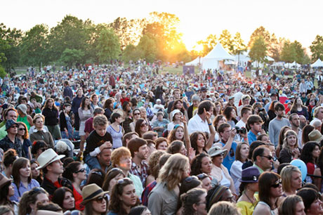 Vancouver Folk Music Festival Gets Joel Plaskett, Gillian Welch, Elliott Brood for 2011 Instalment