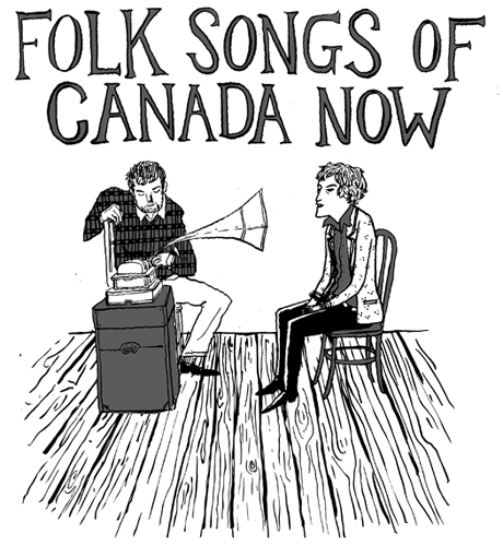 'Folk Songs of Canada Now' Comp Brings Together Wax Mannequin, Laura Barrett, Al Tuck