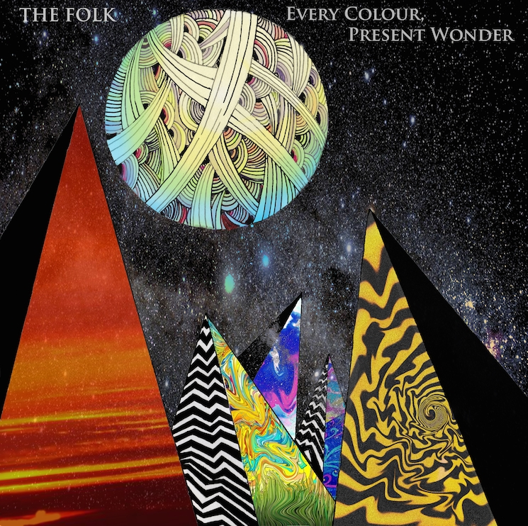 The Folk Announce 'Every Colour, Present Wonder' LP