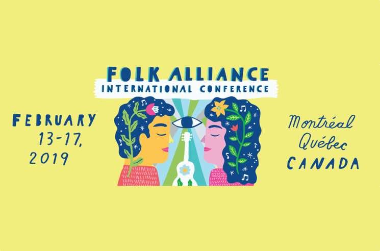 ​Folk Alliance International to Come to Montreal in 2019