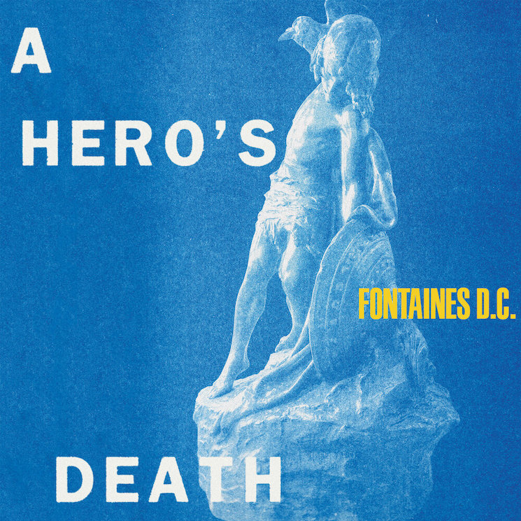 Fontaines D.C. Announce Sophomore Album 'A Hero's Death'