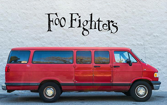 Foo Fighters Have Rescheduled Their 'Van Tour' Dates