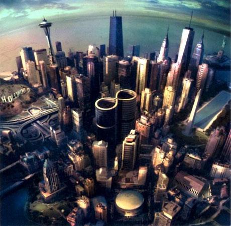 Foo Fighters Share New Album Artwork?
