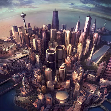 "Foo Fighters ""Congregation"""