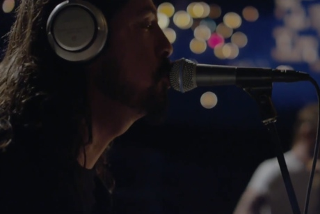 """Foo Fighters """"Two Headed Dog (Red Temple Prayer)"""" (Roky Erickson cover) (live on 'Austin City Limits')"""