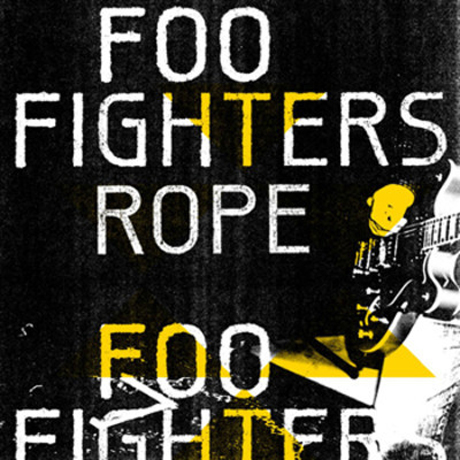 "Foo Fighters ""Rope"""