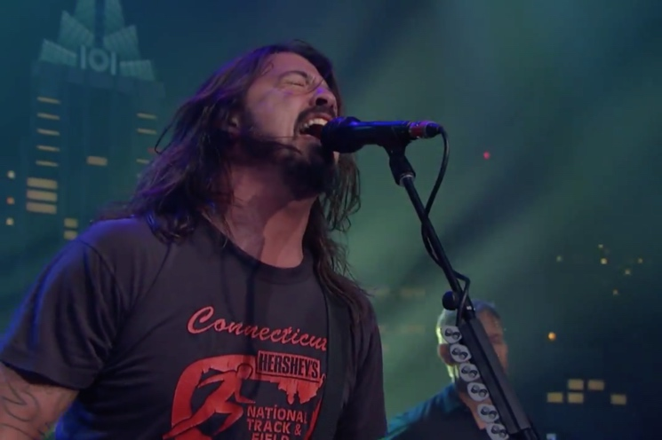Foo Fighters Will Be David Letterman's Last Musical Guests
