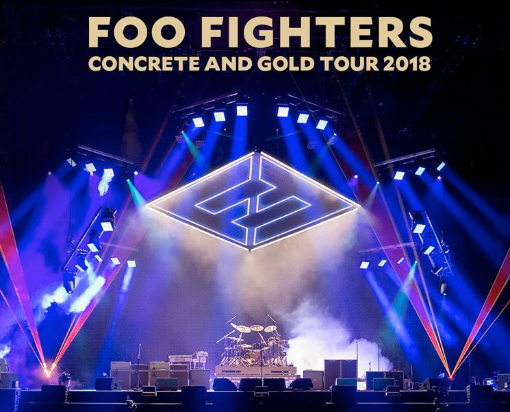 Foo Fighters Add Western Canada Tour Dates