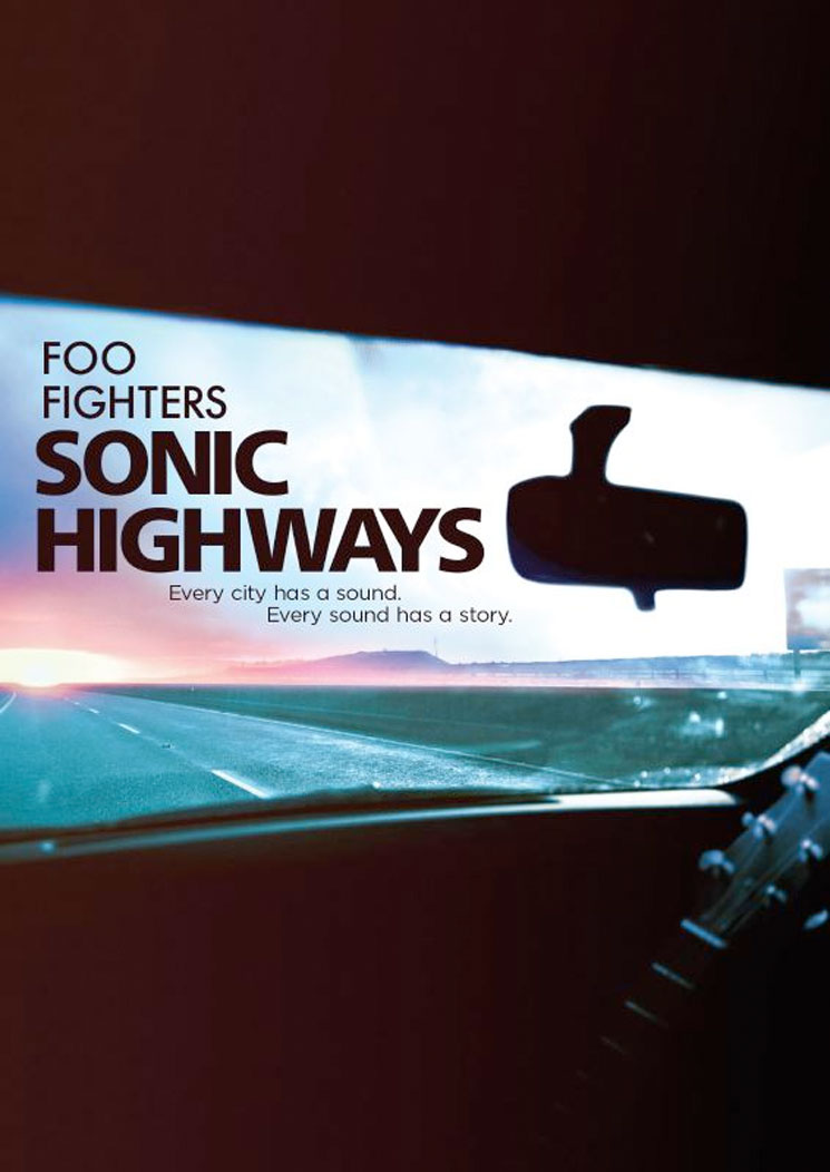 Foo Fighters to Release 'Sonic Highways' Documentary Series on DVD/Blu-ray