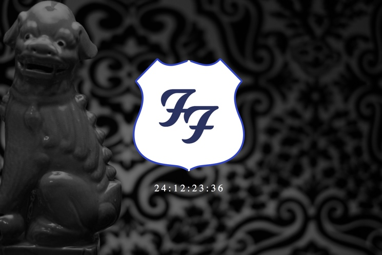 Foo Fighters Launch Mysterious Countdown Clock