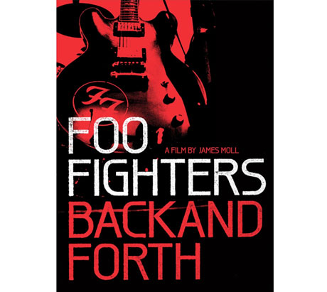 Foo Fighters' <i>Back and Forth</i> Doc Coming to DVD and Blu-ray