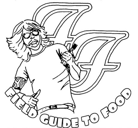 Foo Fighters Unveil Hilarious Tour Rider Activity Book