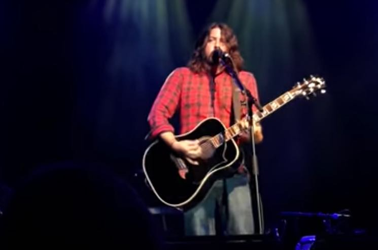 ​Watch Foo Fighters Debut 'The Sky Is a Neighborhood'