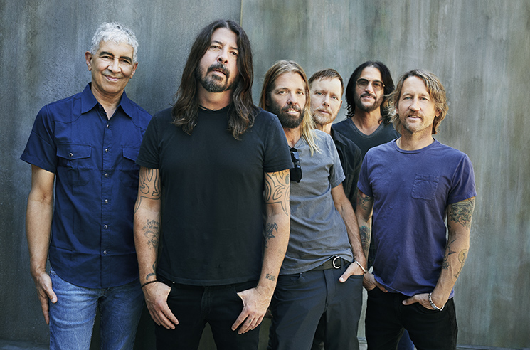 Are Foo Fighters About to Star in Their Own Horror Film?