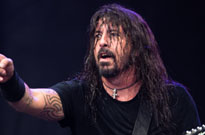 Foo Fighters Concert Picketed by Anti-Vaxxers