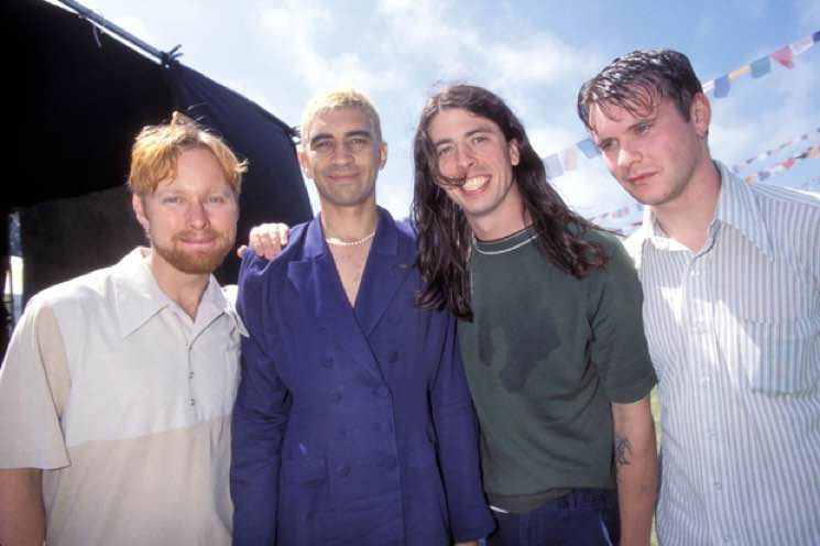 Former Foo Fighter William Goldsmith Is Still Pissed That Dave Grohl Re-recorded His Drums in 1997