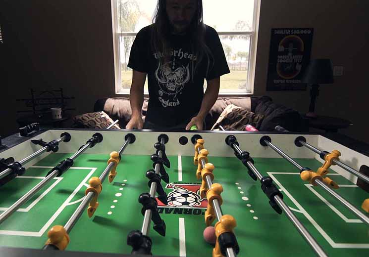 CUFF Review: 'Foosballers'  Is for Foosball Purists Directed by Joe Heslinga