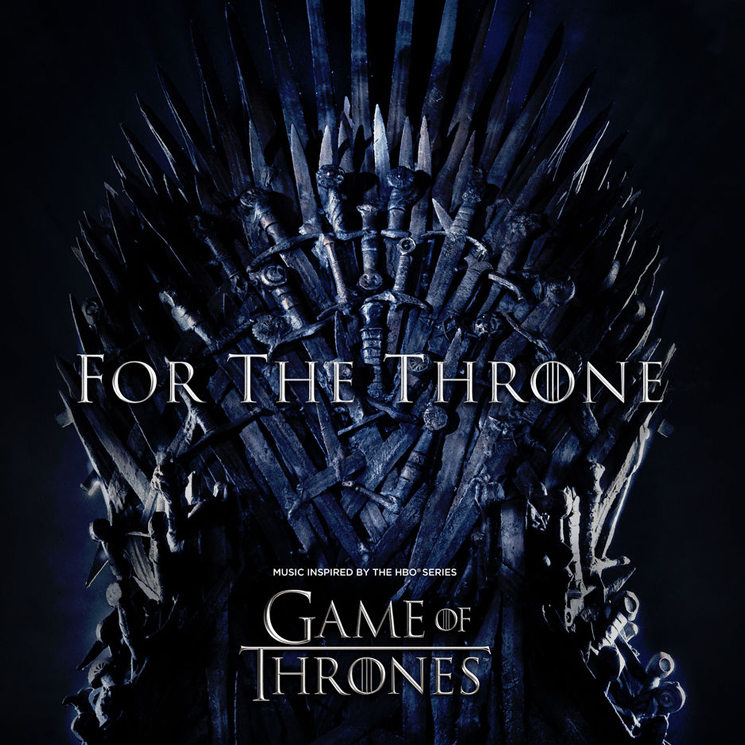 Here's the Tracklist for the 'Game of Thrones' Album