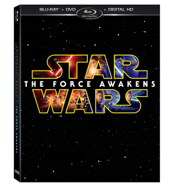 Details Emerge for 'The Force Awakens' Home Release