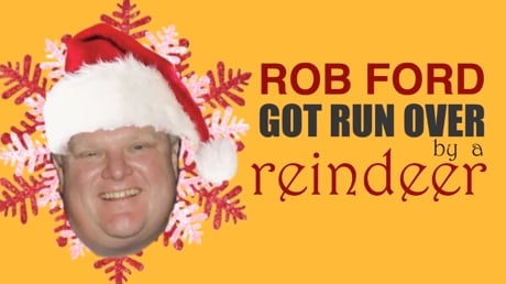 "EH440 ""RIP Rob Ford (Rob Ford Got Run over by a Reindeer)"" (lyric video)"