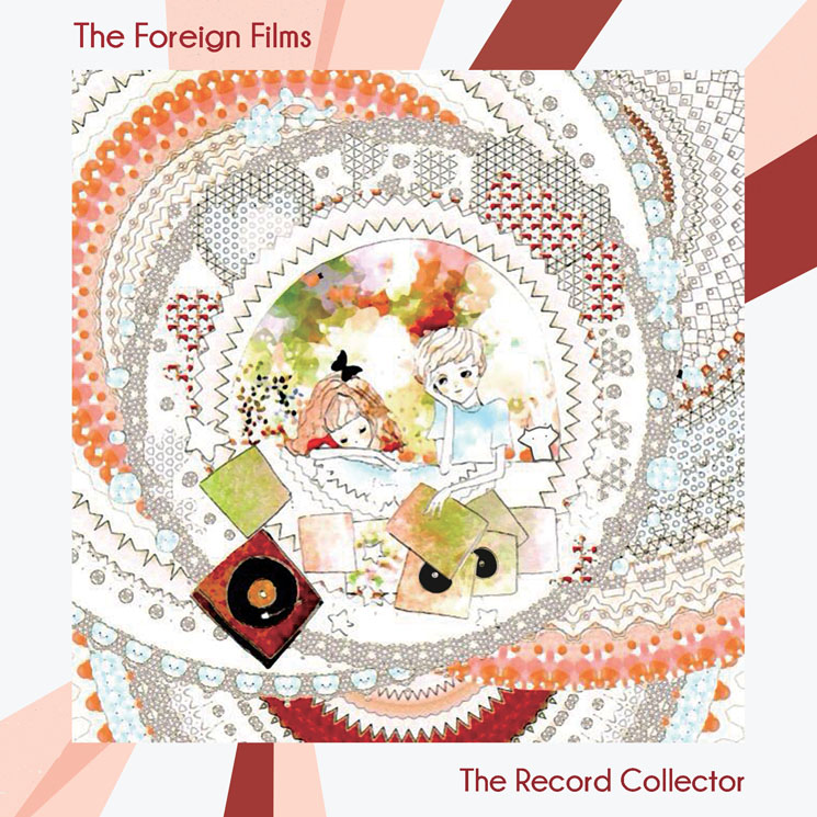 "The Foreign Films 'The Record Collector: Side 3' (album stream) / ""Empire of the Night"" (video)"
