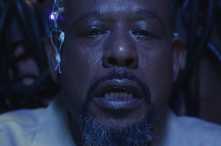 Forest Whitaker Stars in Bring Me the Horizon's New Video