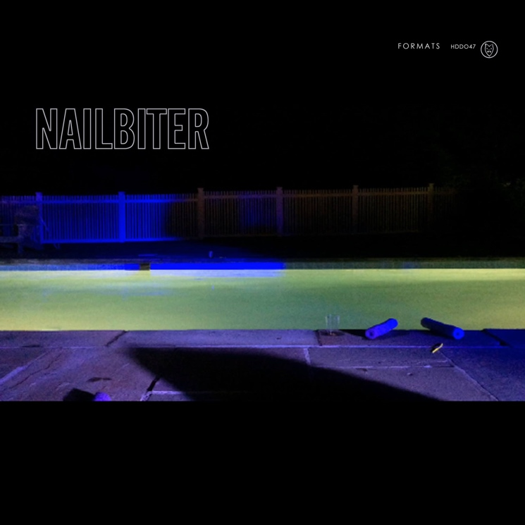 Nailbiter 'Formats' (album stream)