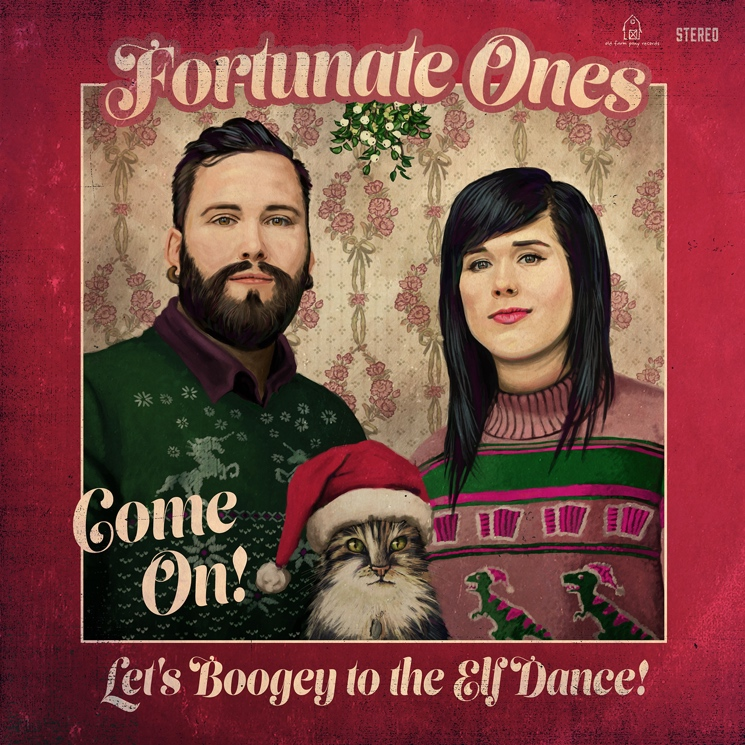 "Fortunate Ones ""Come On! Let's Boogey to the Elf Dance!"" (Sufjan Stevens cover)"